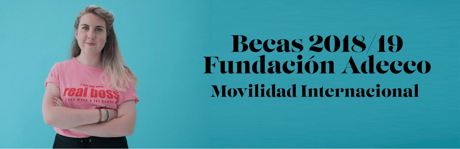 Becas de movilidad internacional para estudiantes con discapacidad | @percebesygrelos quiere que pidas una beca de movilidad internacional para estudiantes de Grado, Máster o FP con discapacidad