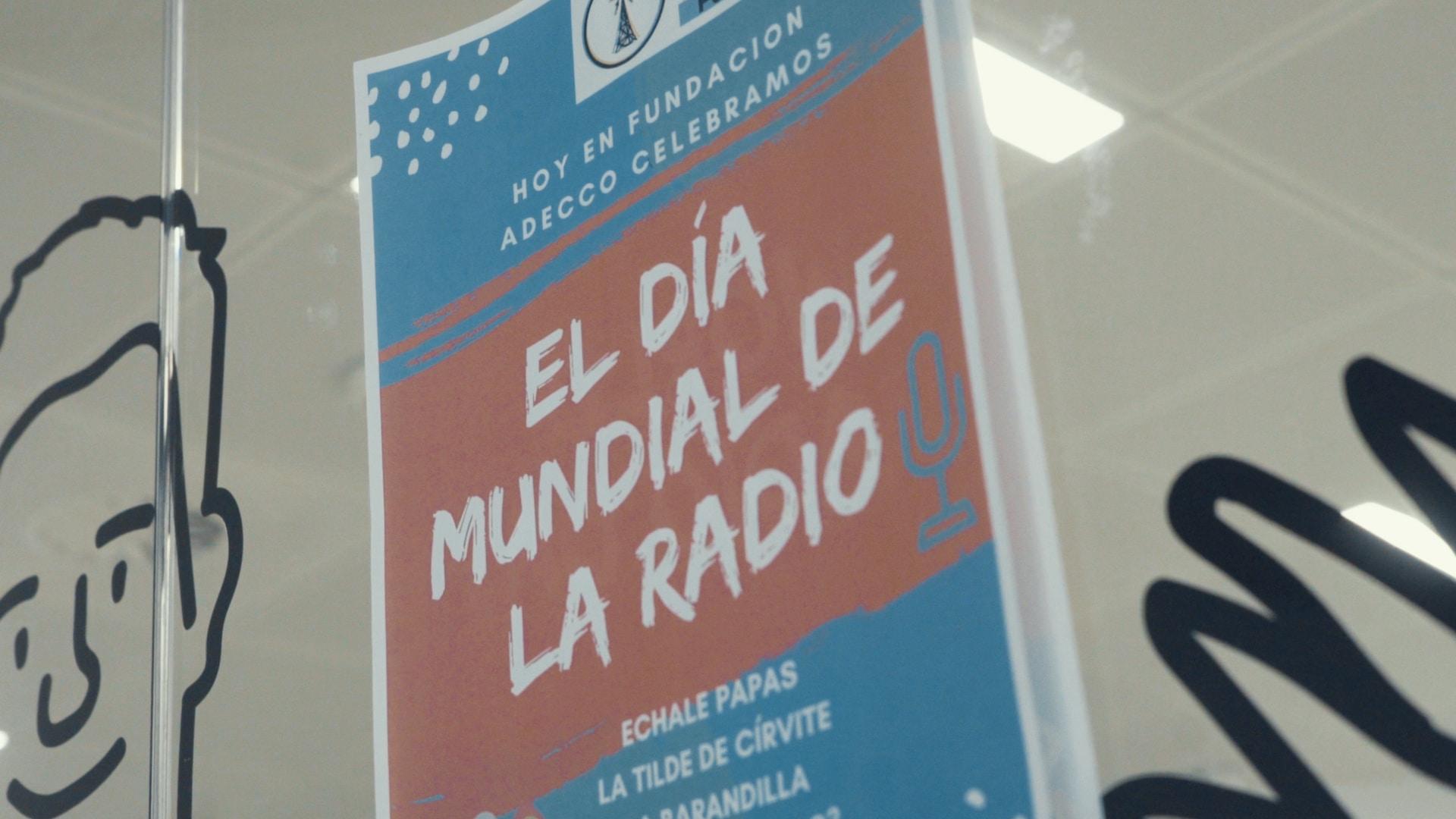 Día Mundial de la Radio 2019 - Fundación Adecco