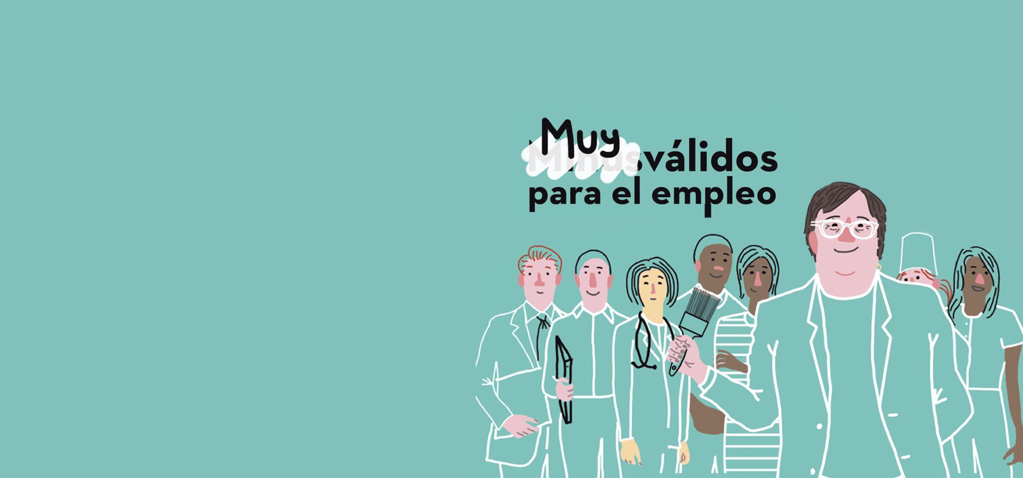 #EmpleoParaTodas