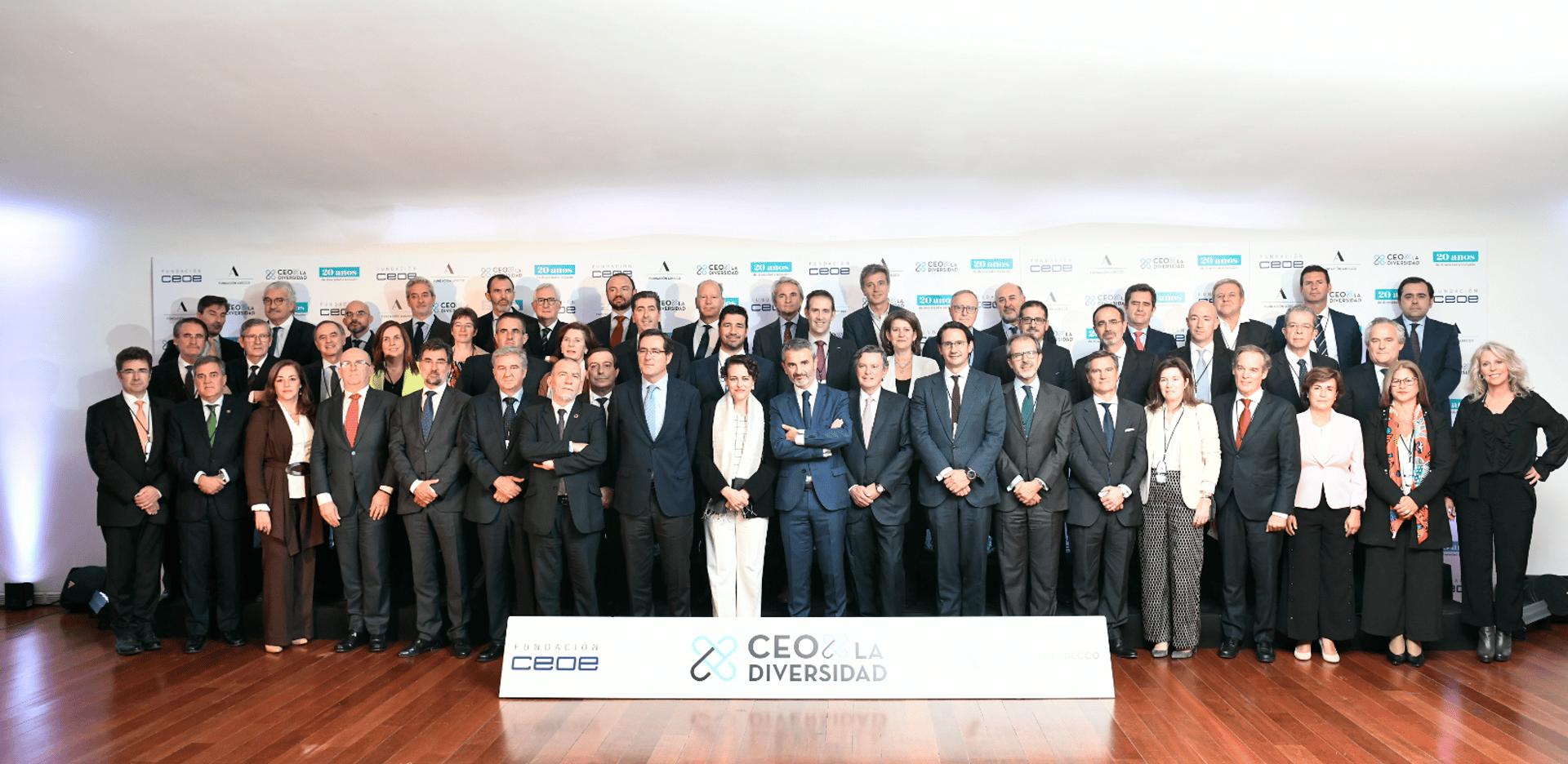 CEO por la diversidad