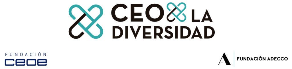 CEO por la diversidad logo