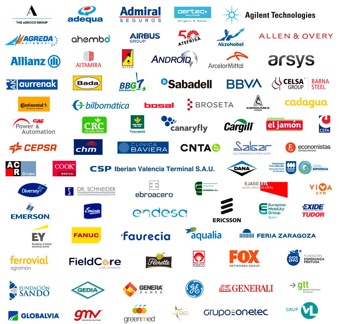 Empresas comprometidas con el filtro del empleo