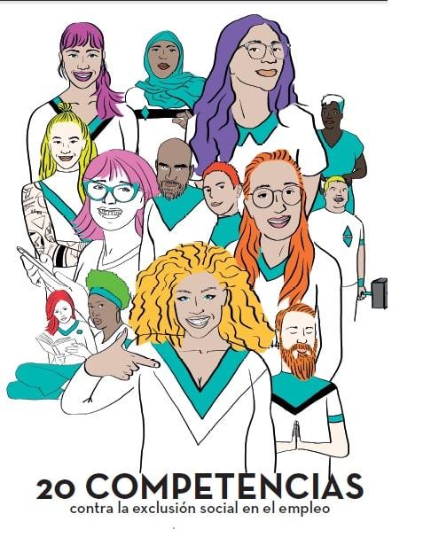 Guía 20 competencias contra la exclusión laboral