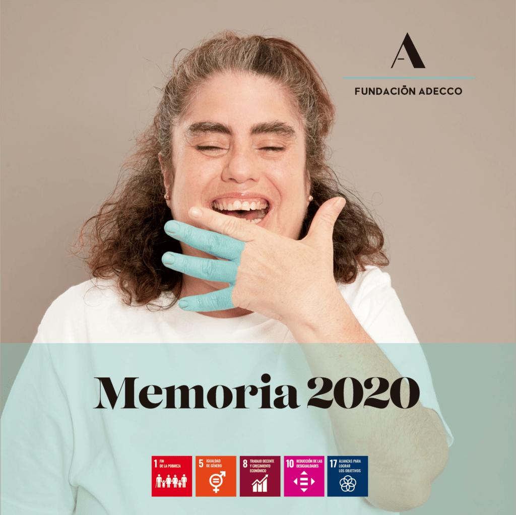 Portada Memoria 2020