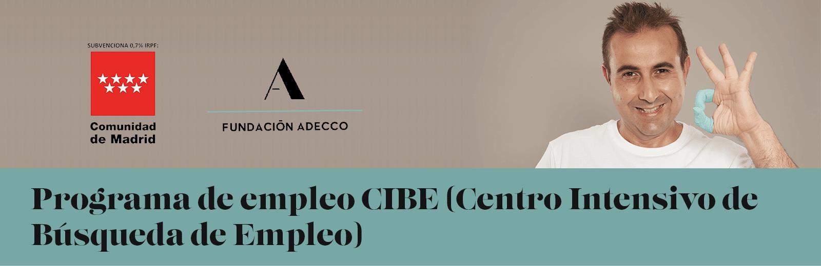 Programa de empleo CIBE