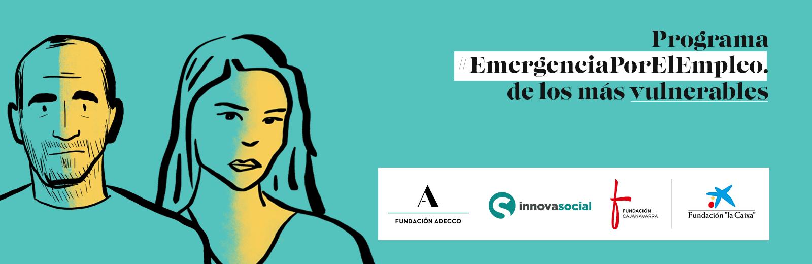 programa #EmergenciaPorElEmpleo Navarra