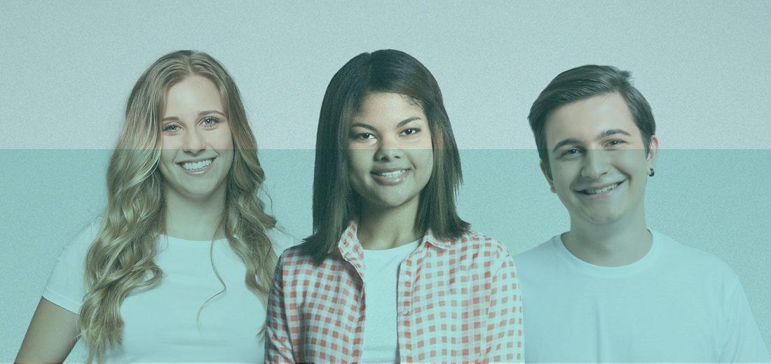 Tres personas vinculadas con Fundación Adecco