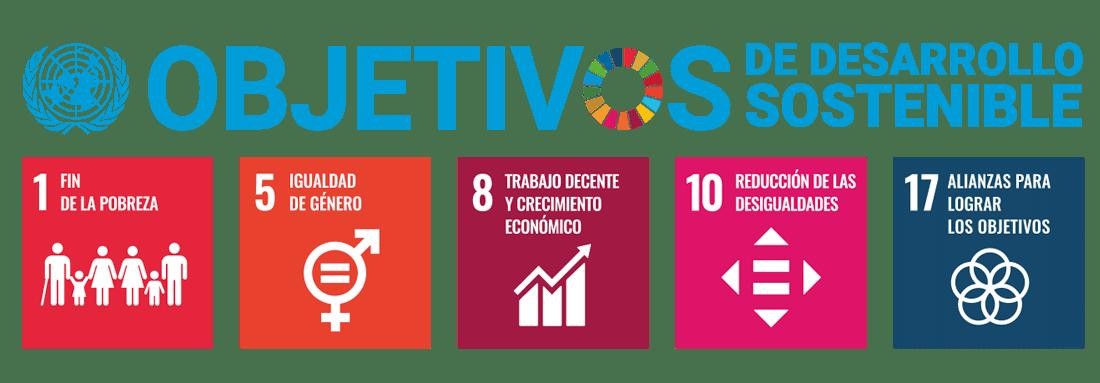 ODS en los que impacta Fundación Adecco